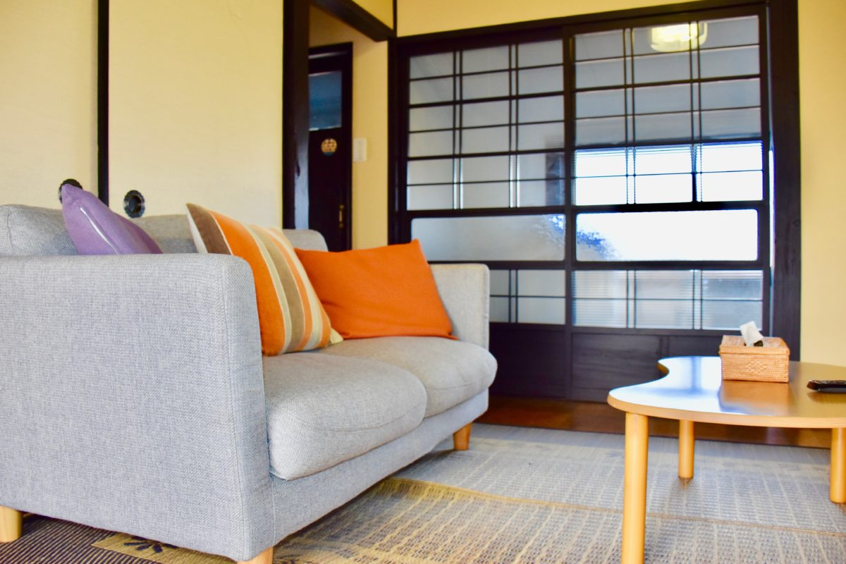 Villa Thalassa: Stay In A Private, Japanese Style House With Ocean And Mt. Fuji Views
