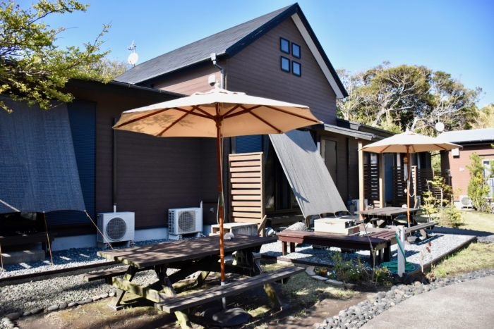 HALE KAI- a 4 room cozy guest house near Motomachi port in Oshima Island